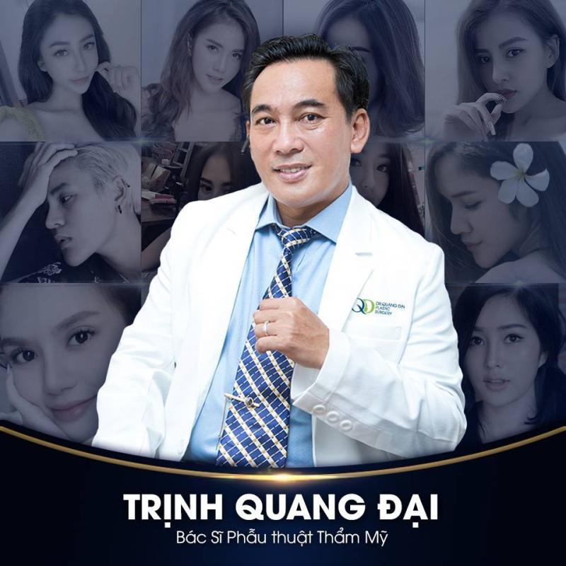 Bác Sĩ Trịnh Quang Đại
