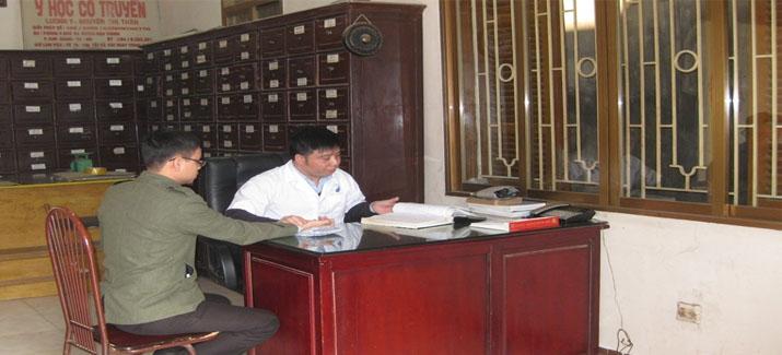 Bác sĩ đông y Trần Thịnh