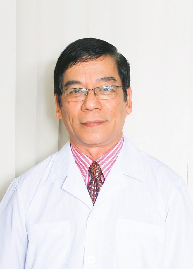 Bác sĩ Huy Hoàng