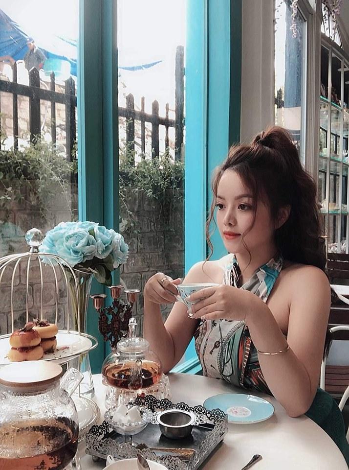 Bach Du Tea & Coffee House là phòng trà nhỏ xinh ở ngay giữa lòng Đà Lạt