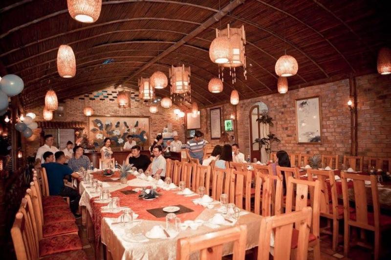 Nhà hàng Bách Hỷ An