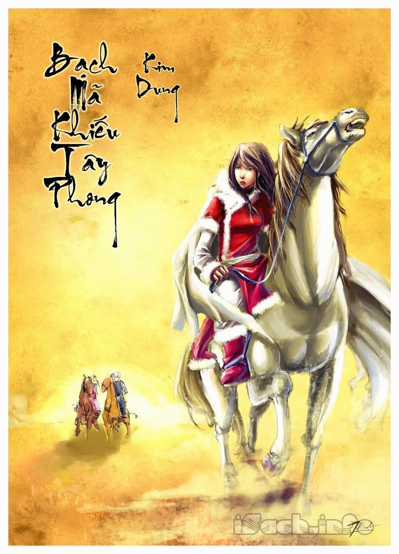 Bạch mã khiếu tây phong là một trong những tiểu thuyết võ hiệp của Kim Dung, xuất bản lần đầu vào năm 1962 trên Minh Báo