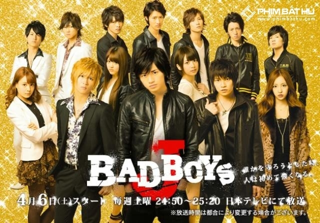 Bad Boys J - Live action của Bad Boys.