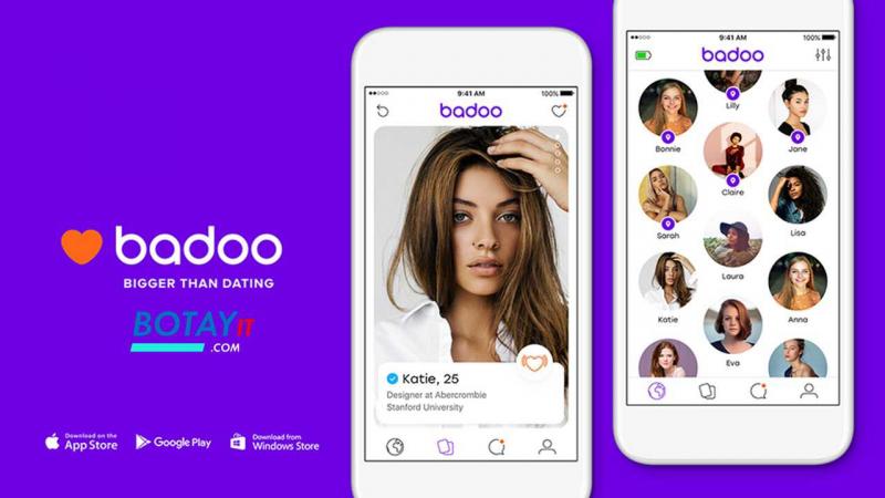 Người dùng có thể trò chuyện, đăng ảnh và video, giữ liên lạc với bạn bè, gặp gỡ những người mới với Badoo