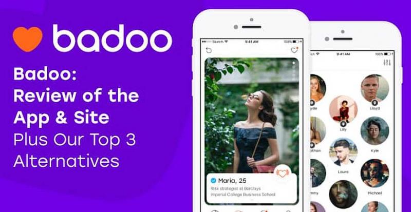 Ứng dụng hẹn hò Badoo