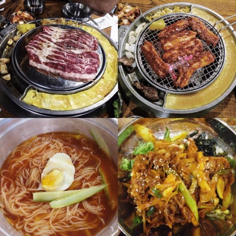 Các món ăn Hàn Quốc