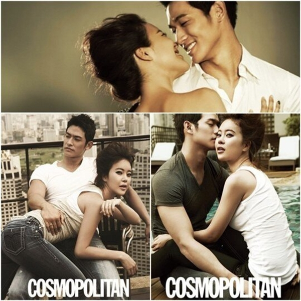 Baek Ji Young - Jung Suk Won