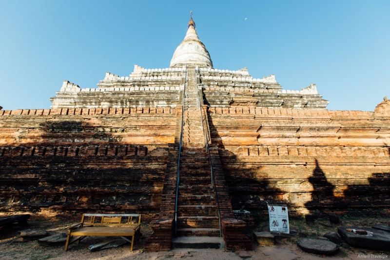 Bagan - linh hồn của xứ Miến Điện