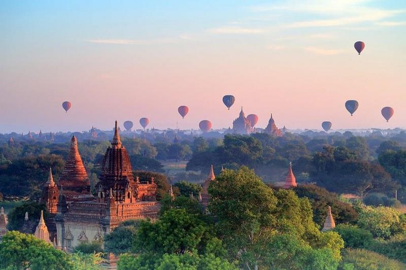 Bagan, Myanma