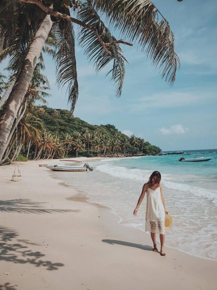 Hòa mình với gió biển - cát vàng