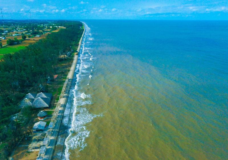 Bãi biển Ba Động