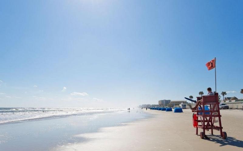 Bãi biển Brevard thuộc bang Florida, Mỹ