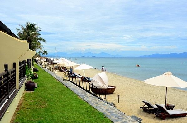 Bãi biển Cửa Đại