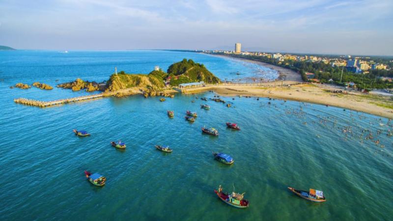 Bãi biển Cửa Lò (Nghệ An)