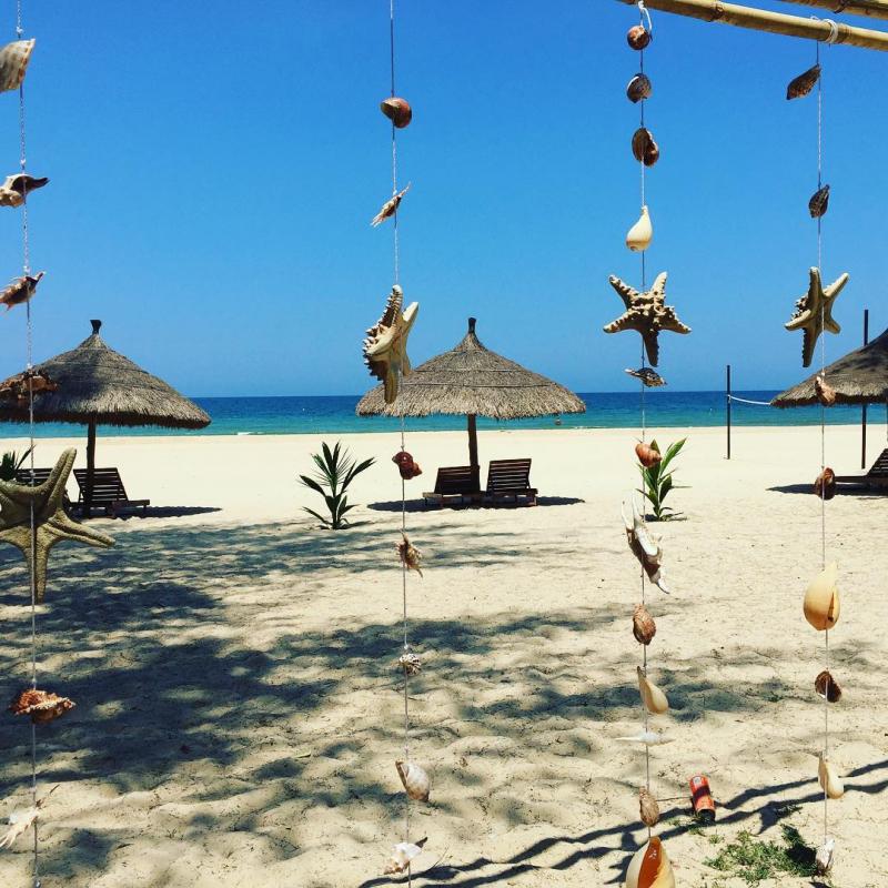 Bãi biển Đại Lãnh - Nha Trang