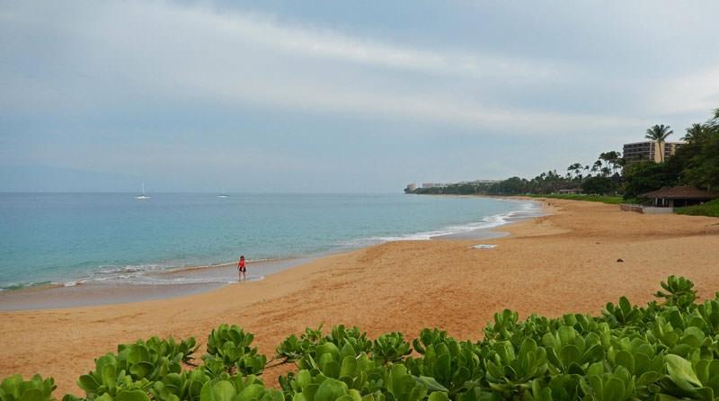Bãi biển Kaanapali, Maui
