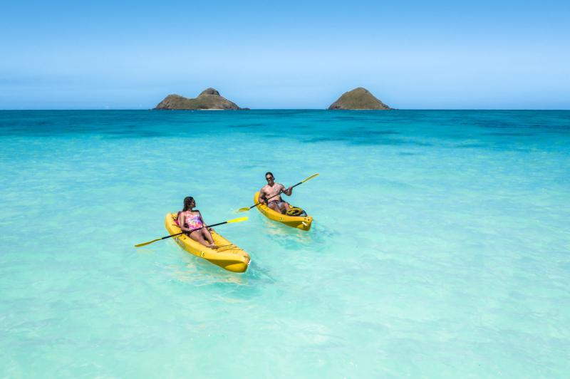 Bãi biển Kailua