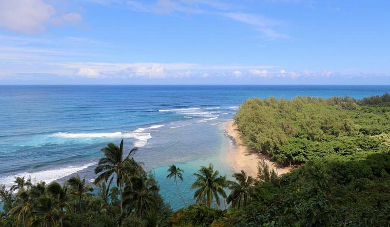 Bãi biển Ke'e, Đảo Kauai