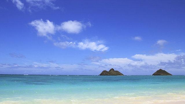 Bãi biển Lanikai