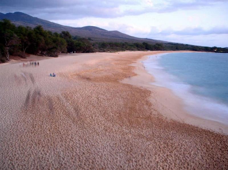 Bãi biển Makena, Maui
