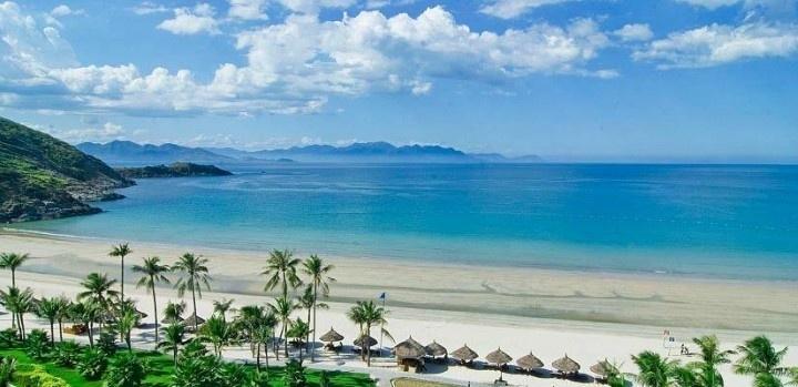 Bãi biển Mũi Né (Ninh Thuận)