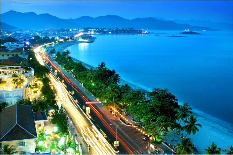 Bãi biển Mỹ khê tại Đà Nẵng
