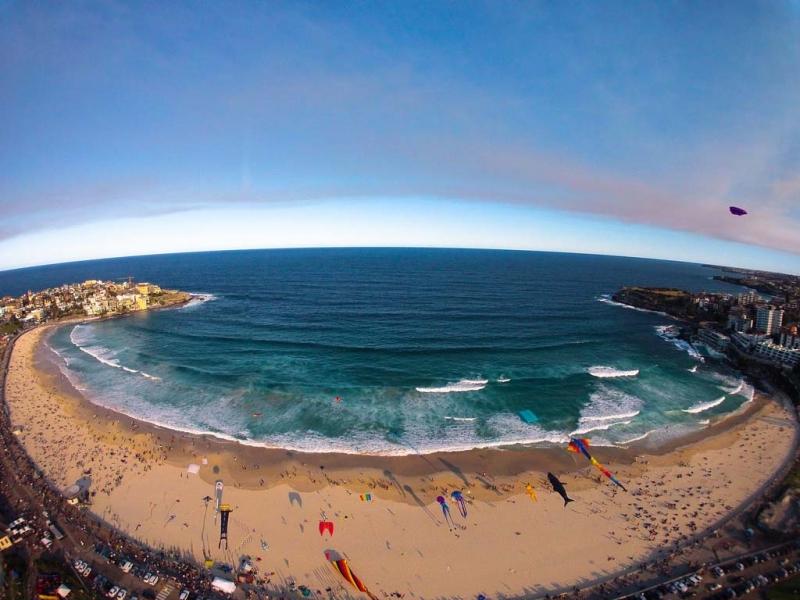 Bãi biển New South Wales, Australia