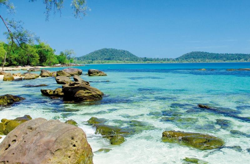 Đảo san hô Bikini, quần đảo Marshall, một quốc gia ở Châu Đại Dương