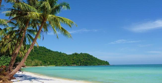 Bãi biển Phú Quốc (Kiên Giang)