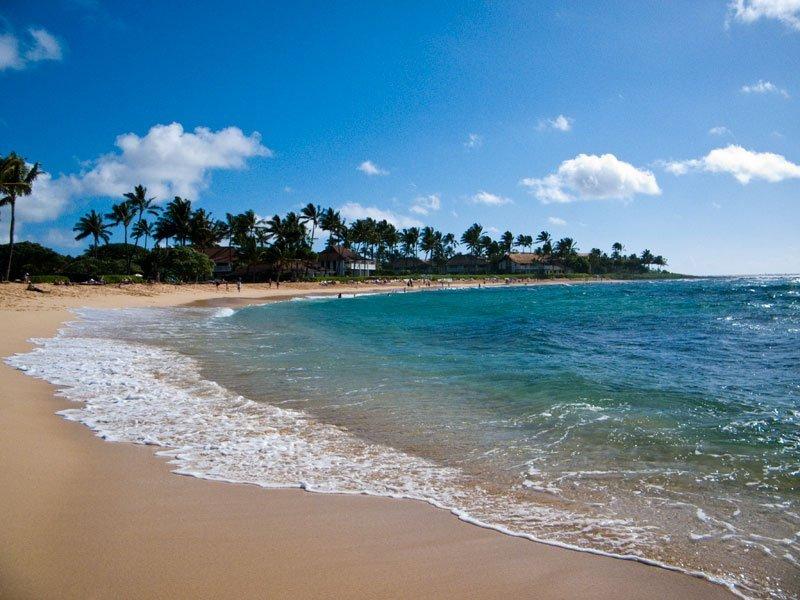 Bãi biển Poipu