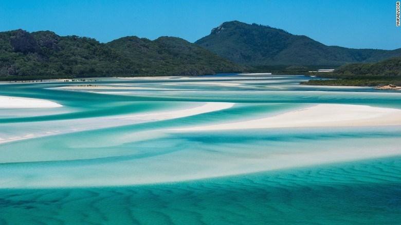 Bãi biển Queensland, Australia