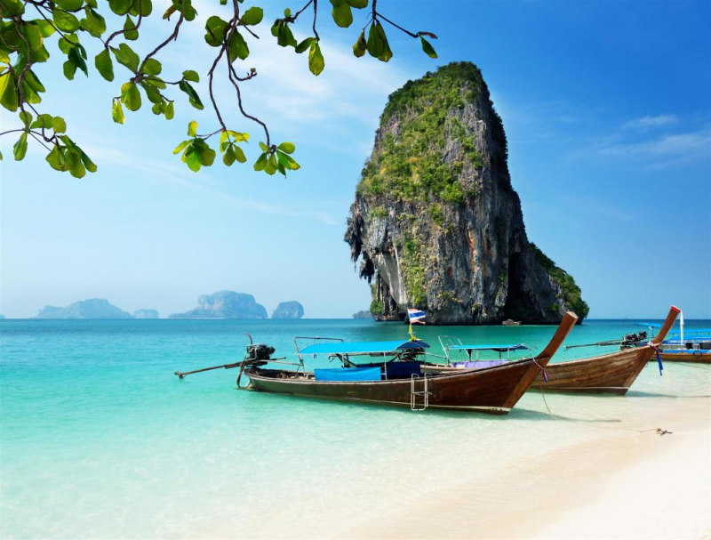 Bãi biển Railay, Krabi