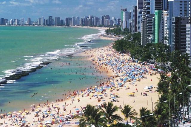 Bãi biển Recife, Brazil