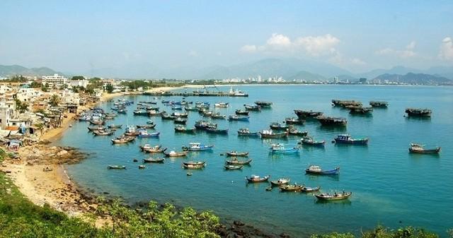 Bãi biển Sầm Sơn (Thanh Hóa)