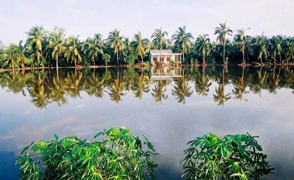Bãi biển Thừa Đức - Bình Đại