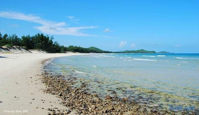 Bãi biển Trà Cổ - Bãi biển dài nhất