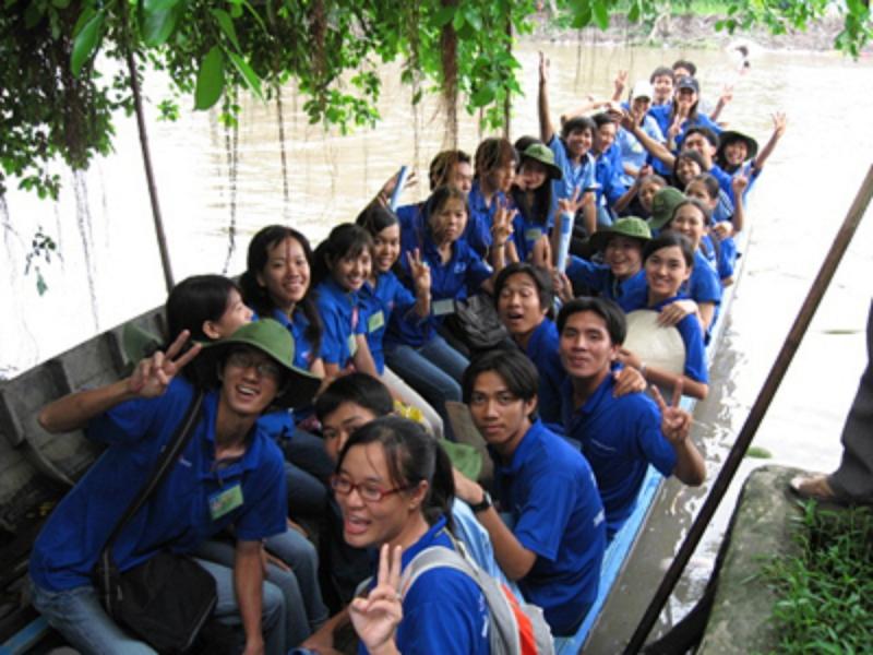 Thanh niên tình nguyện