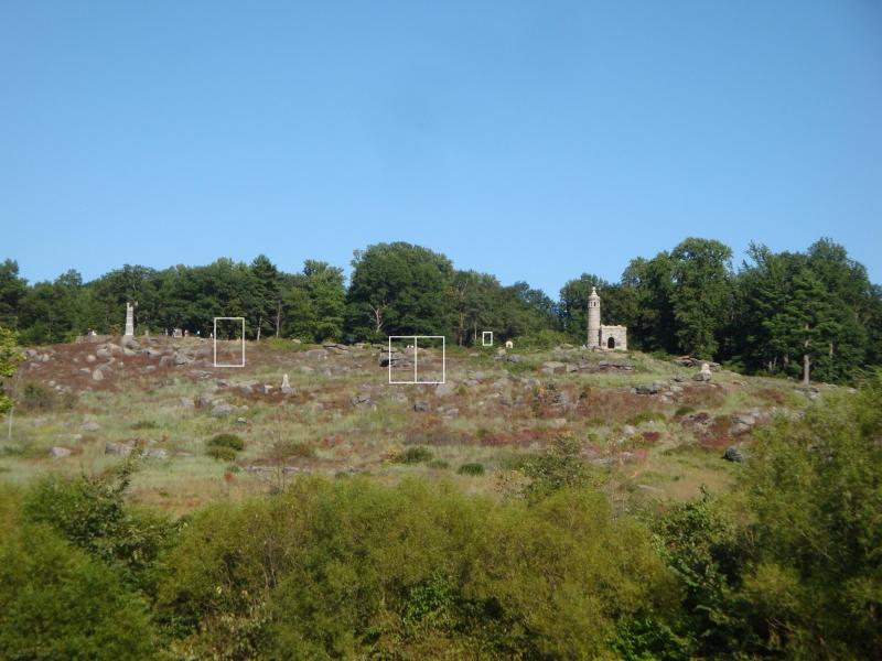 Bãi chiến trường Gettysburg – Mỹ