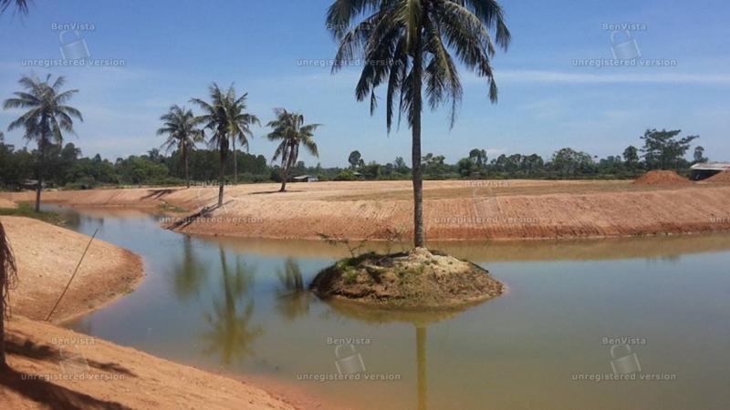 Khu du lịch sinh thái Bãi dừa