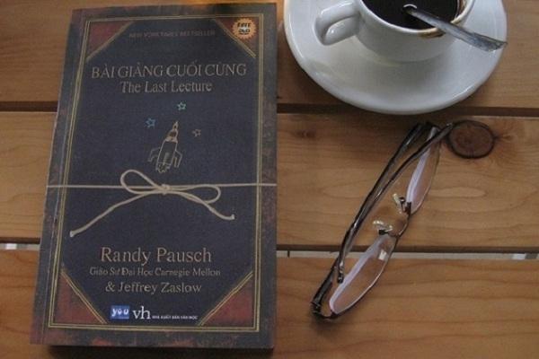 Bài giảng cuối cùng – Randy Pausch và Jeffrey Zaslow