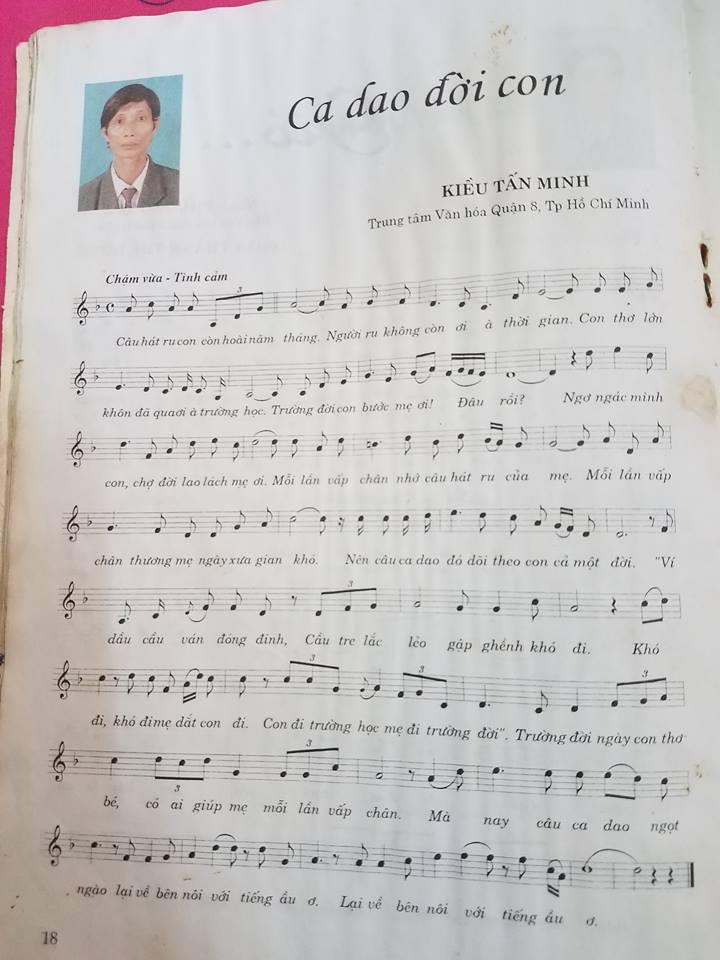 Top 5 Bài hát hay của nhạc sĩ Kiều Tấn Minh được phổ từ thơ