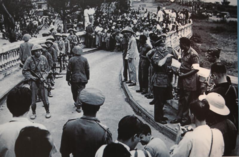 Bài phát biểu kỷ niệm ngày Giải phóng Thủ đô số 2
