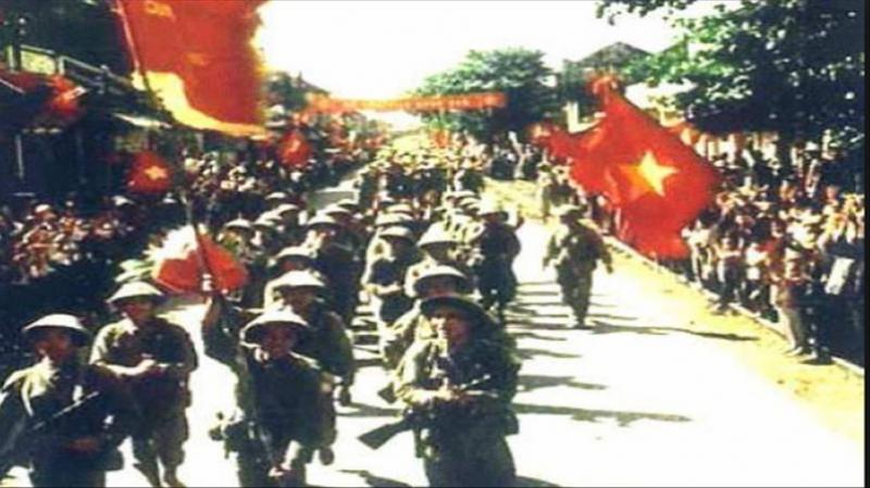 Bài phát biểu kỷ niệm ngày Giải phóng Thủ đô số 1