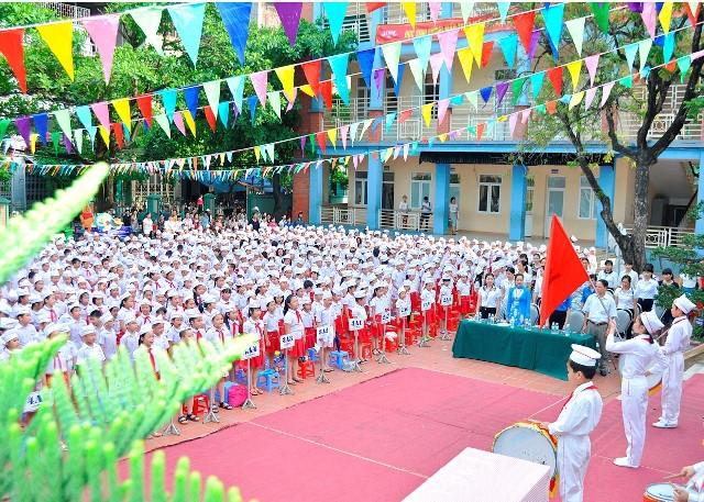 Bài phát biểu tổng kết năm học của hiệu trưởng trường tiểu học