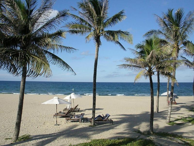 Bãi Rạng là một trong những bãi biển đẹp của tỉnh Bình Thuận.