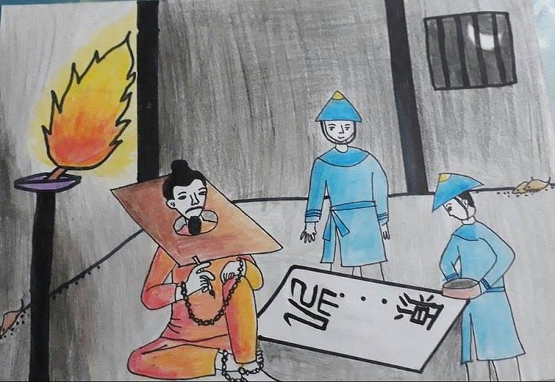 Top 10 Bài văn phân tích tác phẩm Chữ người tử tù của Nguyễn Tuân hay nhất