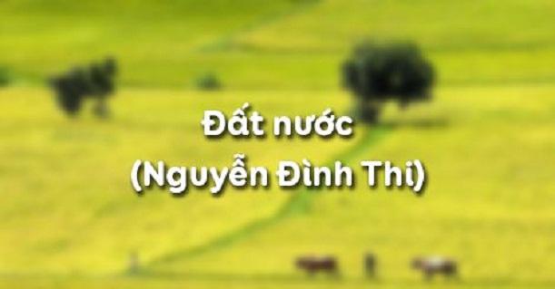 """Top 6 Bài soạn """"Đất nước"""" của Nguyễn Đình Thi lớp 12 hay nhất"""
