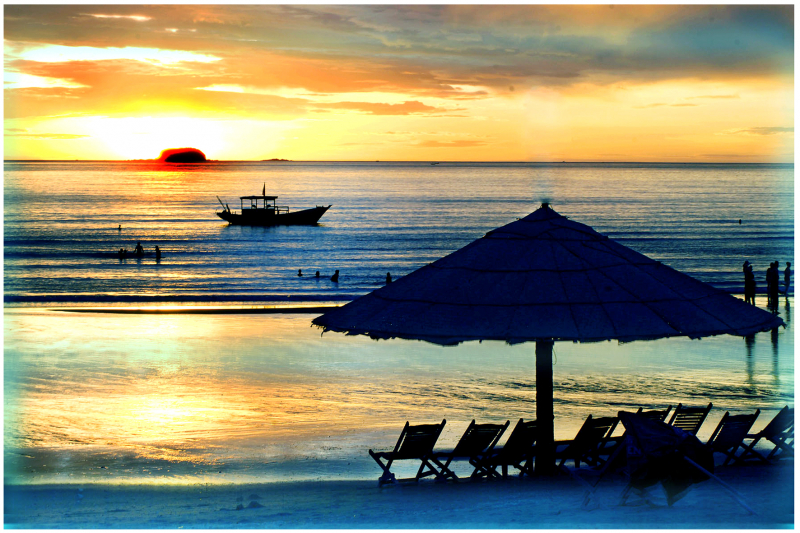 Top 6 bãi biển đẹp nhất Hà Tĩnh