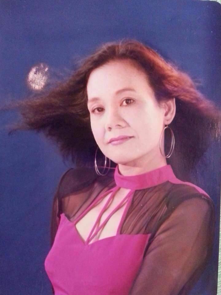 Ảnh chân dung nhà thơ Lâm Bình