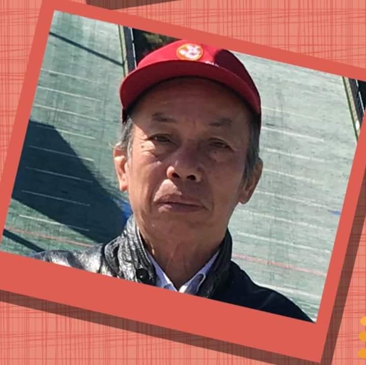 Ảnh chân dung nhà thơ Phan Huy Hùng
